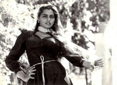 Silk Smitha Rare Pictures 1
