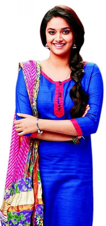 கீர்த்தி சுரேஷ்: கவர்ச்சியில் ஆர்வமில்லை Cine-keerthi-suresh_2