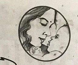 அவளல்லவோ அன்னை – கவிதை Zk1