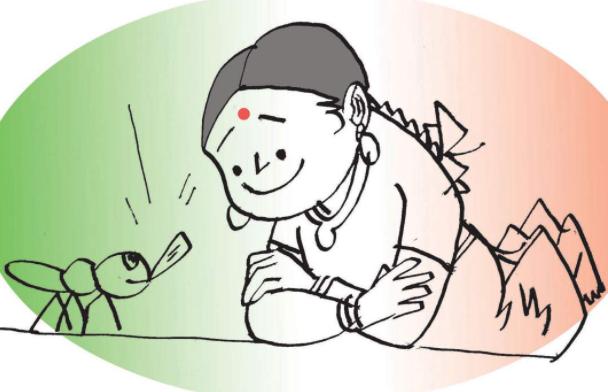 சேமிப்பு – சிறுவர் பாடல் Image-459